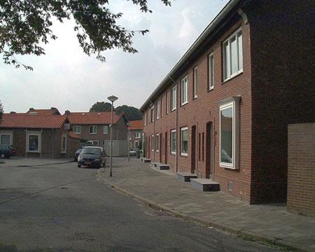 200 Woningen Heugemerveld te Maastricht