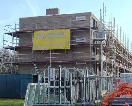 36 etage woningen vd Boschstraat Carpentierstraat te Roermond