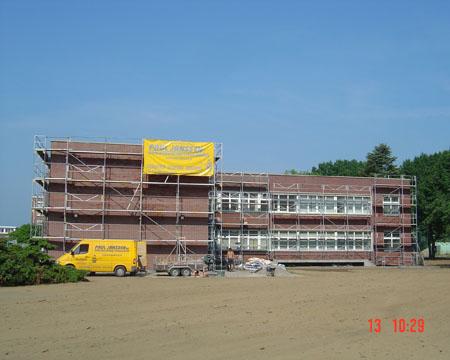 Kantoorgebouw Solvay te Herten